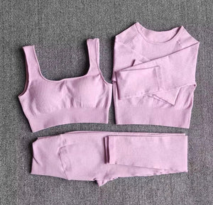 LIVY Purple 3 PIECE Set