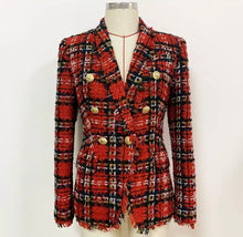 Load image into Gallery viewer, BALE Tweed Blazer