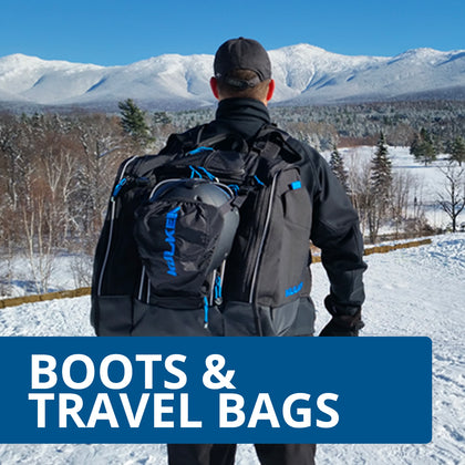 Boots & Travel Bags