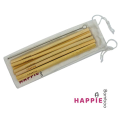 Natural Bamboo Straws