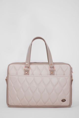 Business bag - Beige 17,3