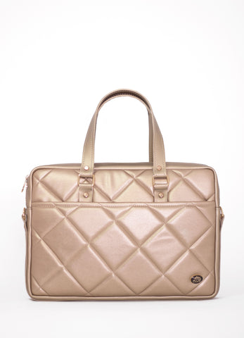 Business bag - Gold 15,6