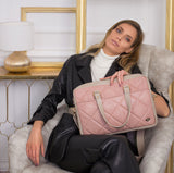 Business bag - Light Pink 17,3
