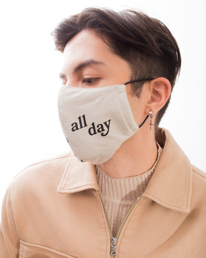 ALL DAY Face Mask - (Sand)