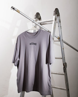 ALL DAY Blur T-Shirt (Ashen Gray)