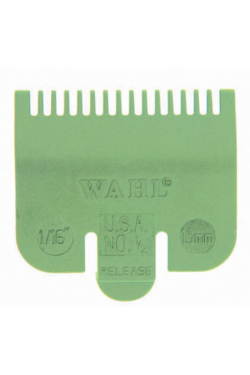 Wahl Coloured Plastic Attachment Combs
