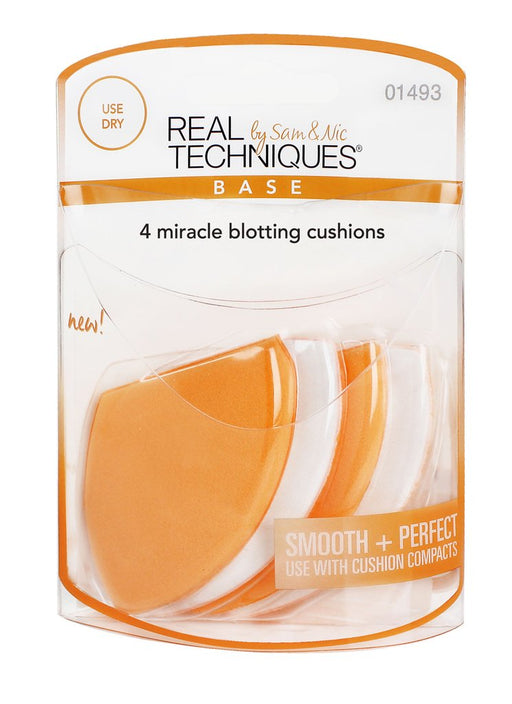 Real Techniques Miracle Blotting Sponge Cushions