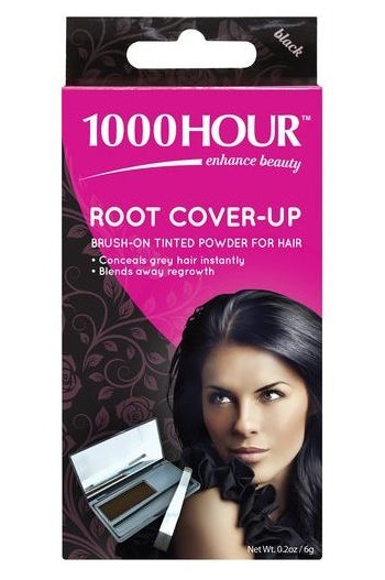 1000 Hour Root Cover Up Black