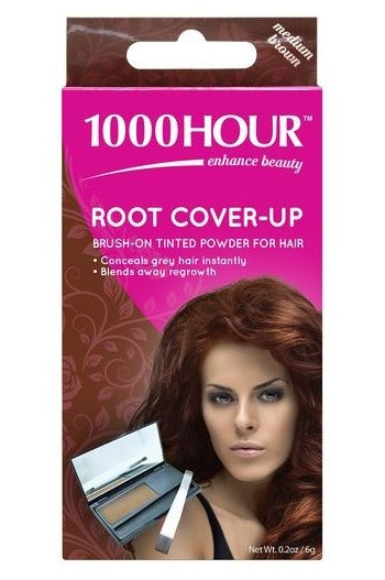 1000 Hour Root Cover Up Medium Brown