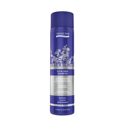 Natural Look Silver Screen Ice Blonde Shampoo
