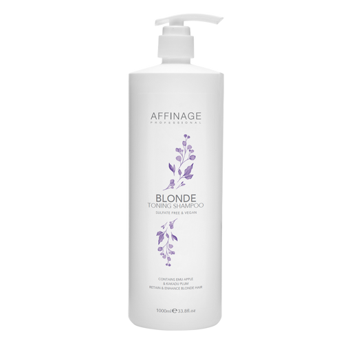 Affinage Cleanse & Care Blonde Toning Shampoo