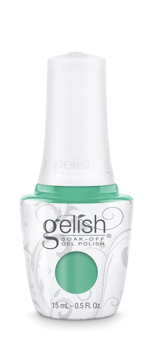 Gelish A Mint Of Spring Soak Off Gel Polish