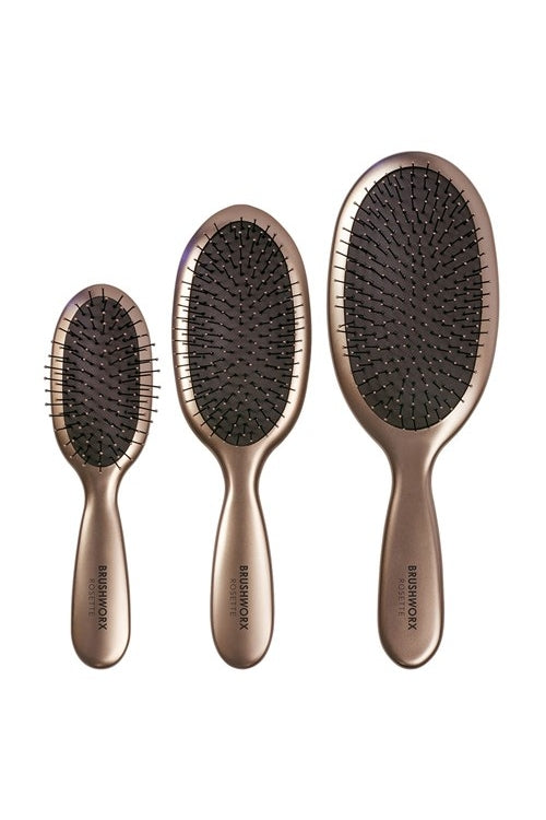 Brushworx Rosette Cushion Brush