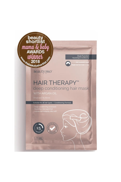 Beauty Pro Hair Therapy Deep Conditioner Mask With Argan Oil