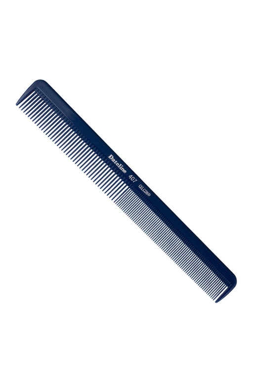 Blue Celcon 407 Styling Comb - 21.5cm