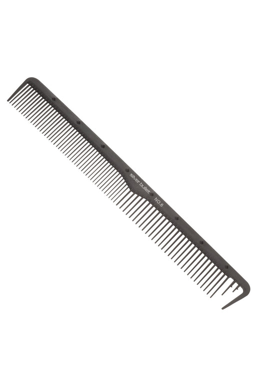 Silver Bullet Professional Carbon Wide Teeth Cutting Hair Comb