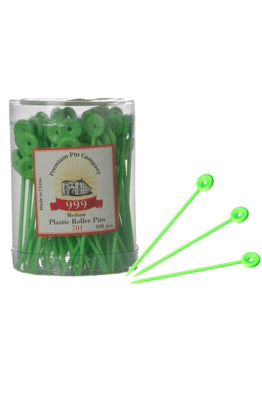 999 Plastic Roller Pins Medium 701