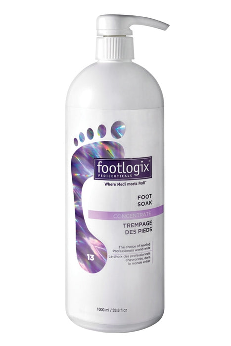 Footlogix Foot Soak Concentrate