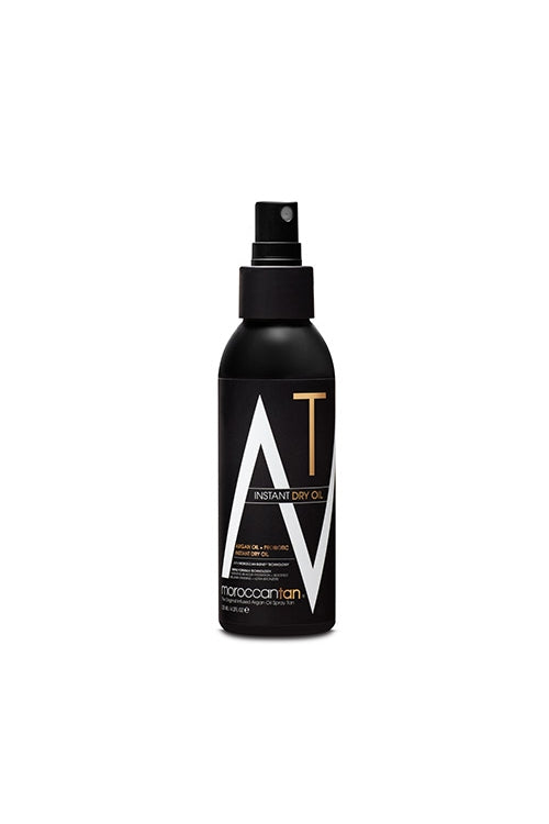 Moroccan Tan Instant Dry Oil