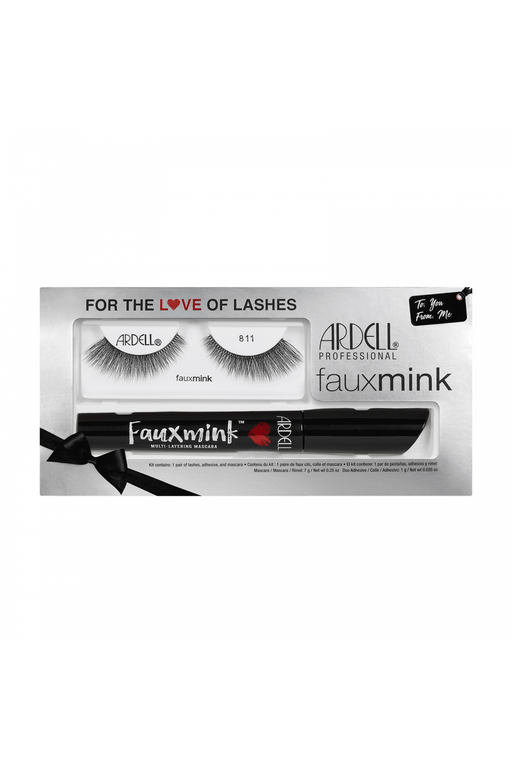 Ardell Faux Mink Lash and Mascara Kit