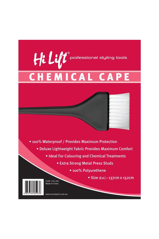 Hi Lift Chemical Cape
