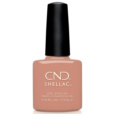 CND Shellac Flowerbed Folly