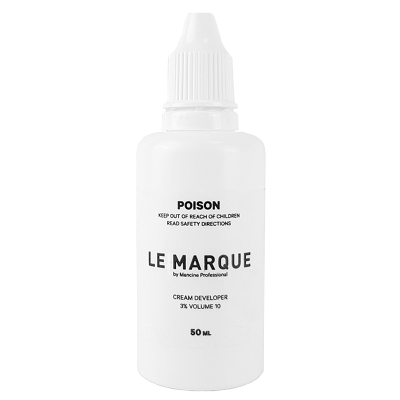 Le Marque 3% Cream Developer