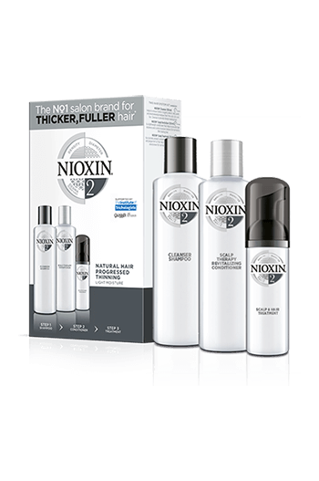 Nioxin 3D System 2 Trial Kit