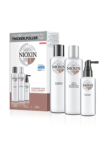 Nioxin 3D System 3 Trial Kit