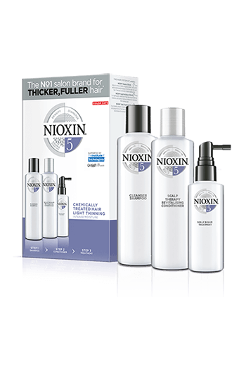 Nioxin 3D System 5 Trial Kit
