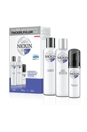 Nioxin 3D System 6 Trial Kit