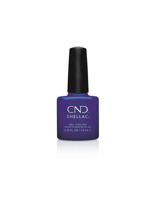 CND Shellac Wild Earth Blue Moon