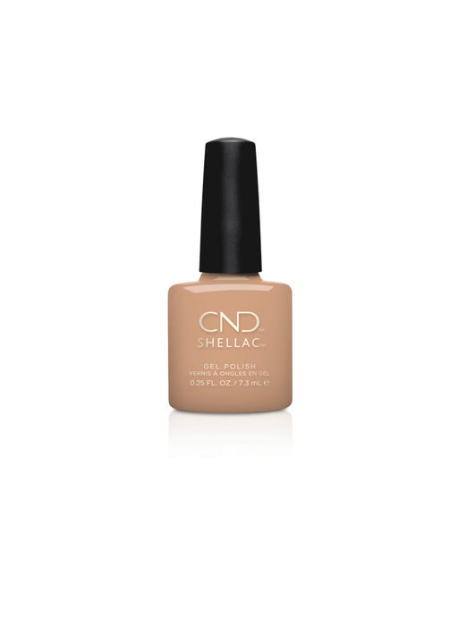 CND Shellac Wild Earth Brimstone