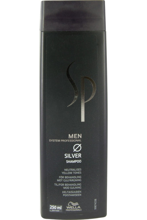 Wella SP Men Silver Shampoo