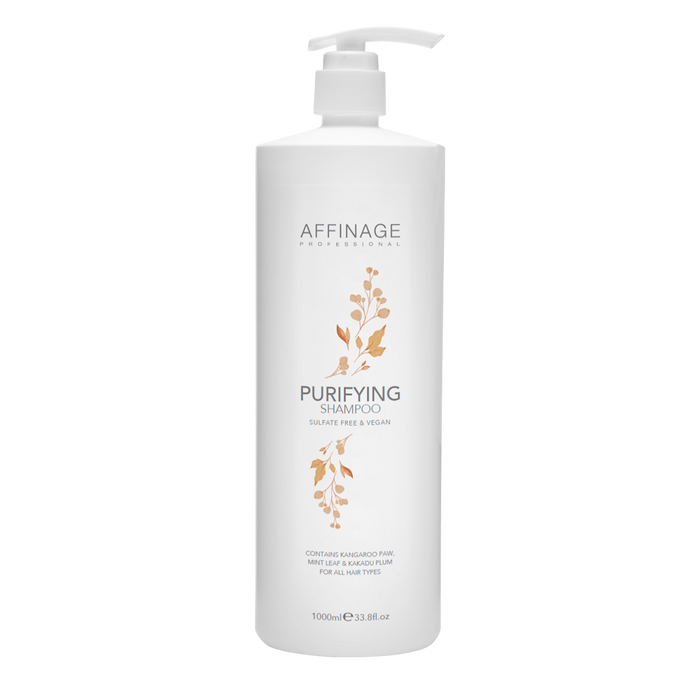 Affinage Cleanse & Care Purifying Shampoo