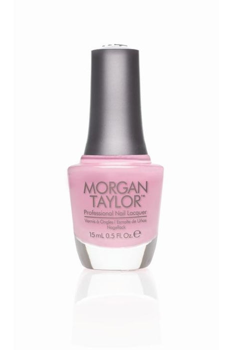Morgan Taylor Make Me Blush Nail Lacquer