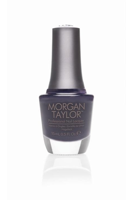 Morgan Taylor Hide & Sleek Nail Lacquer