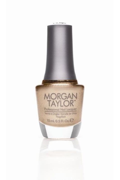 Morgan Taylor Bronzed & Beautiful Nail Lacquer