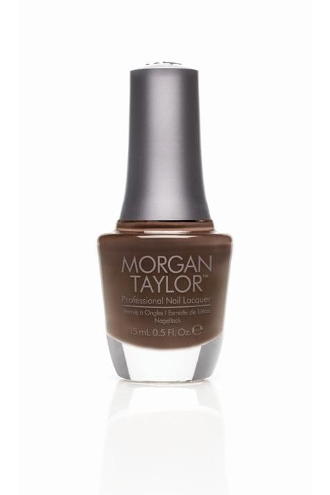 Morgan Taylor Latte Please Nail Lacquer