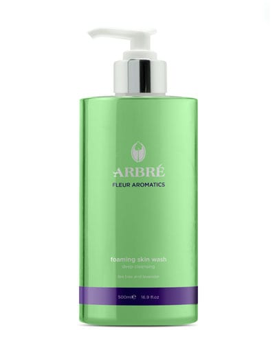 Arbre Foaming Skin Wash