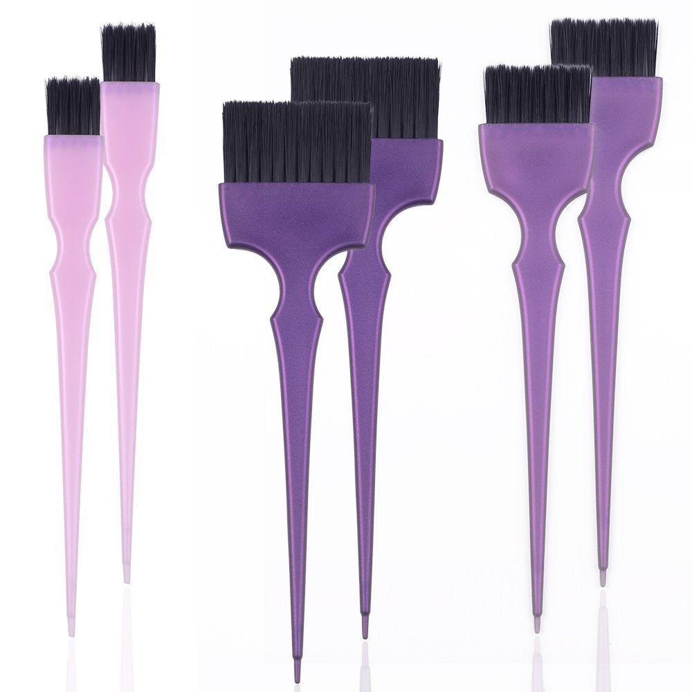 Hi Lift Professional Colour Master Pearl 6pc Tint Brush Set
