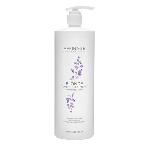 Affinage Cleanse & Care Blonde Toning Treatment