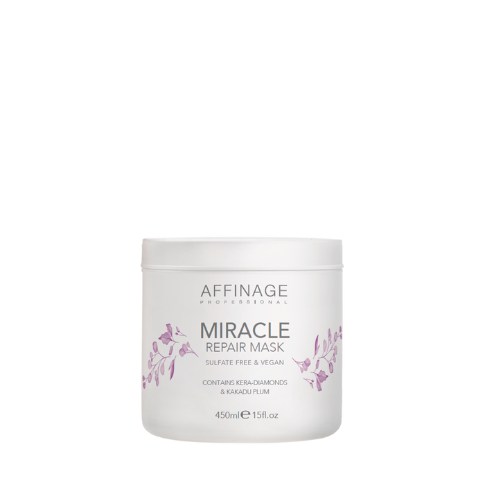 Affinage Cleanse & Care Miracle Repair Mask