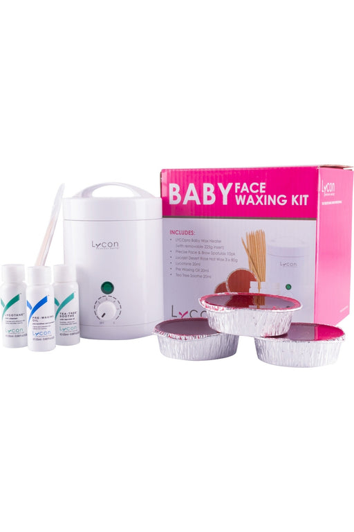 Lycon Precion Baby Face Waxing Kit