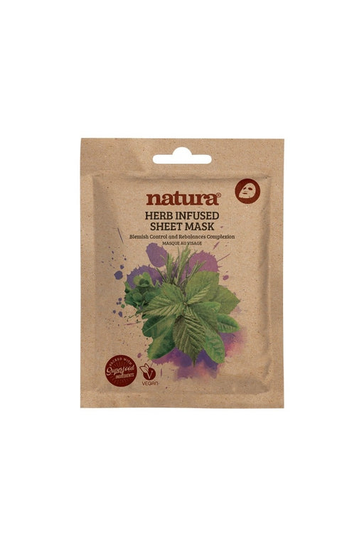 Natura Herb Infused Sheet