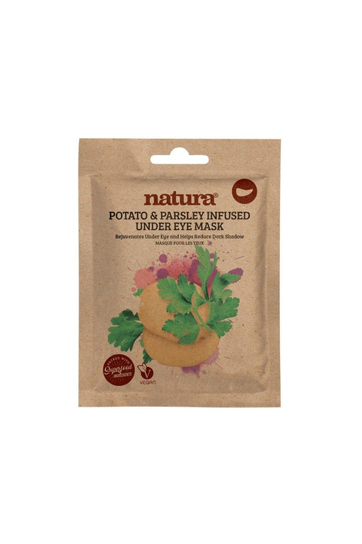 Natura Potato & Parsley Infused Under Eye Mask