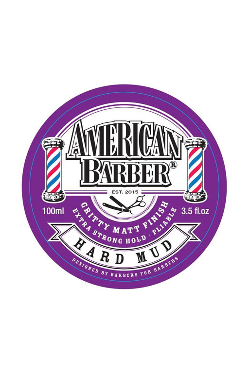 American Barber Hard Mud