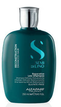 Alfaparf Milano Semi Di Lino Reconstruction Reparative Low Shampoo