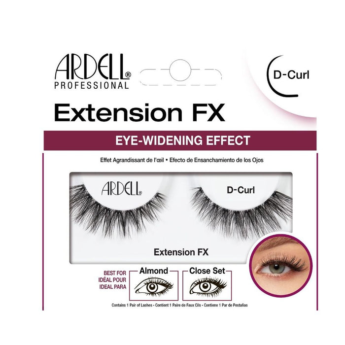 Ardell Extension Fx D Curl