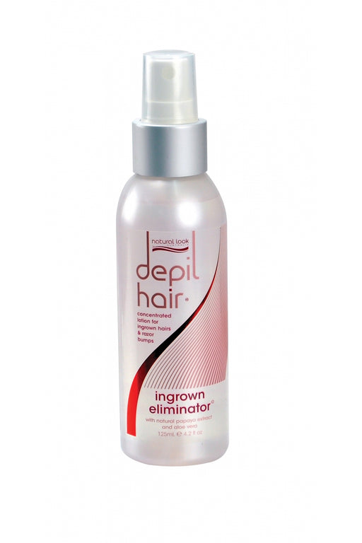 Natural Look Depil-Hair Ingrown Eliminator Concentrated Lotion Spray